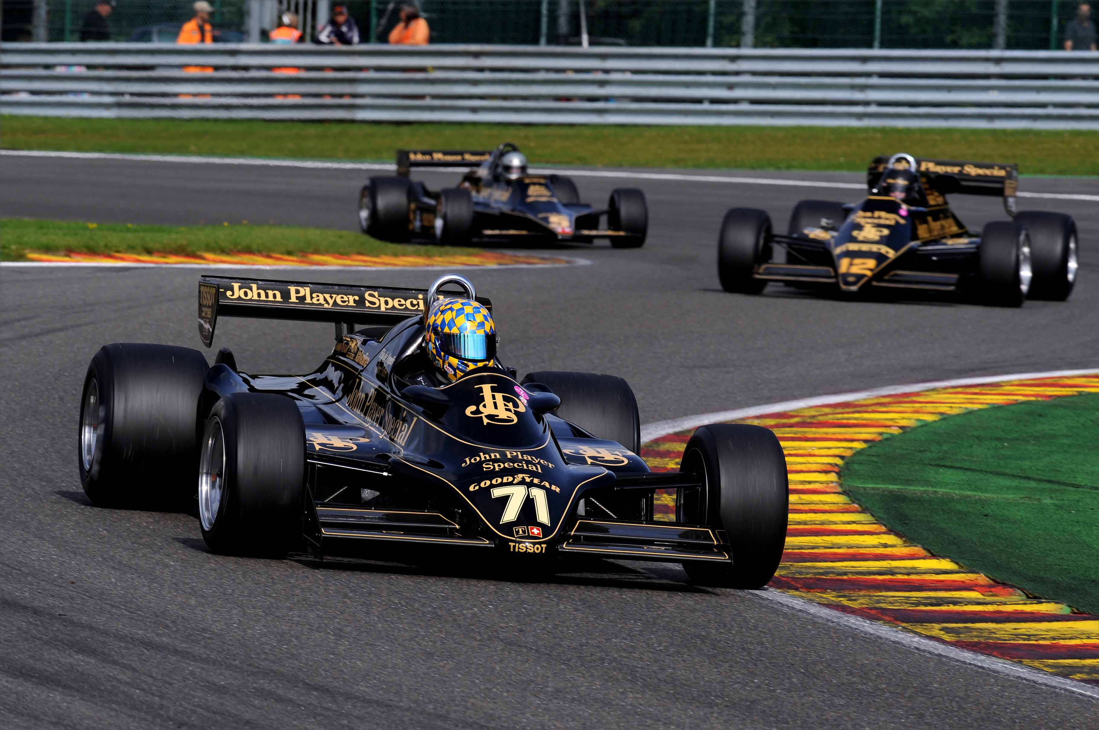 Historic Grand Prix in Spa