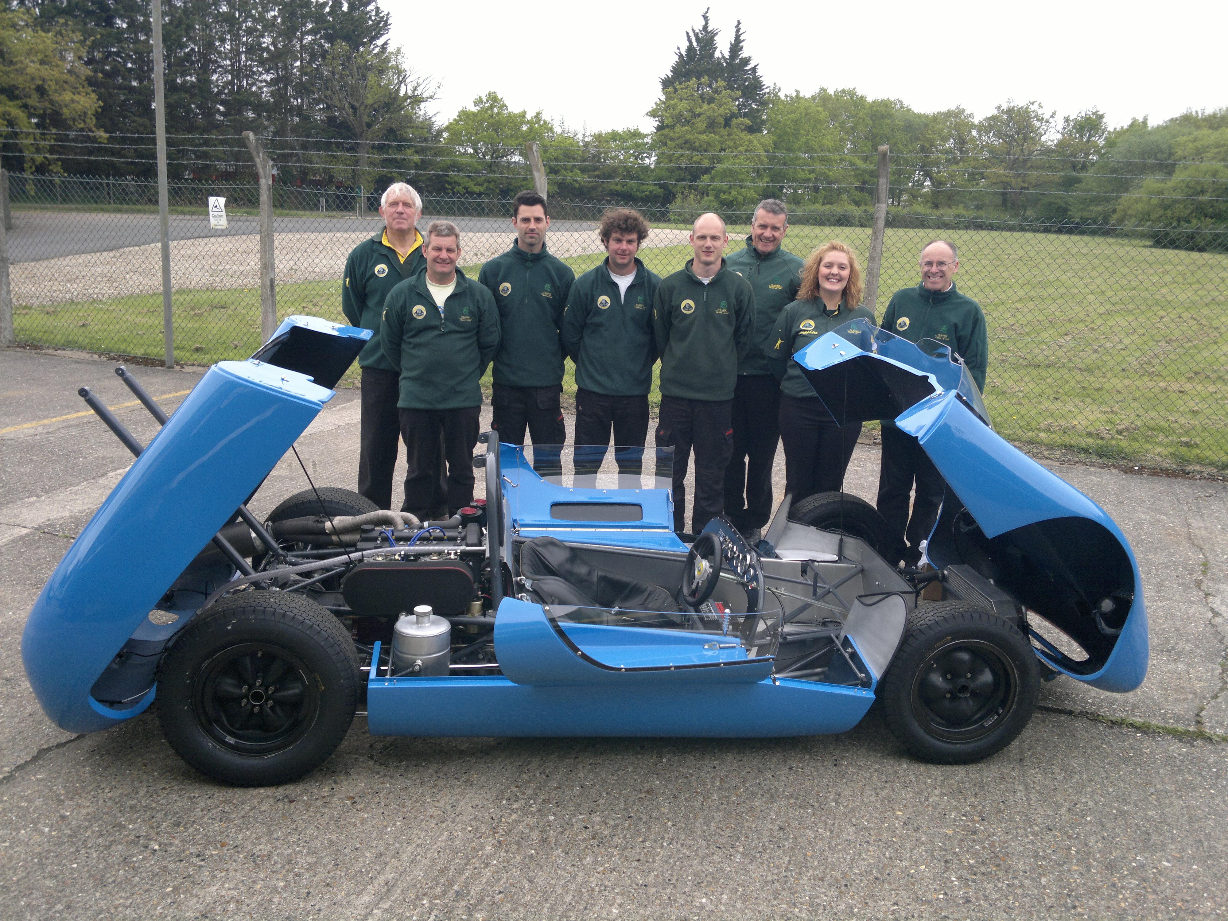 Classic Team Lotus Tours