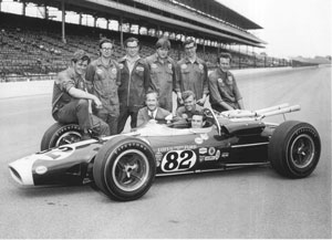 Jim Clarke Indy Team