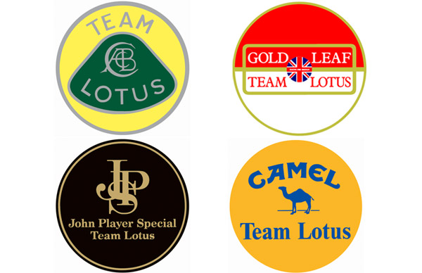 Team Lotus Greatest Drivers