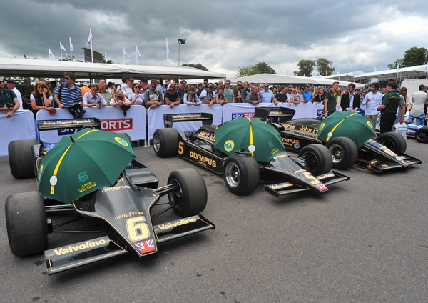 Creating History at Goodwood