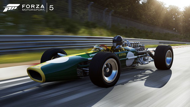 Forza Motorsport 5 introduces the type 49