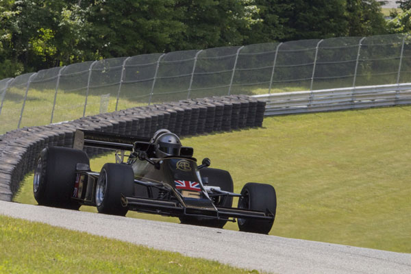 Chris Locke wins at Mont Tremblant