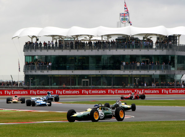 Celebrating 50 years of Silverstone