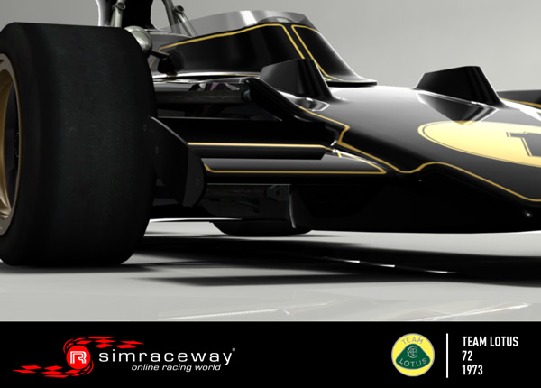 Simraceway launches the type 72