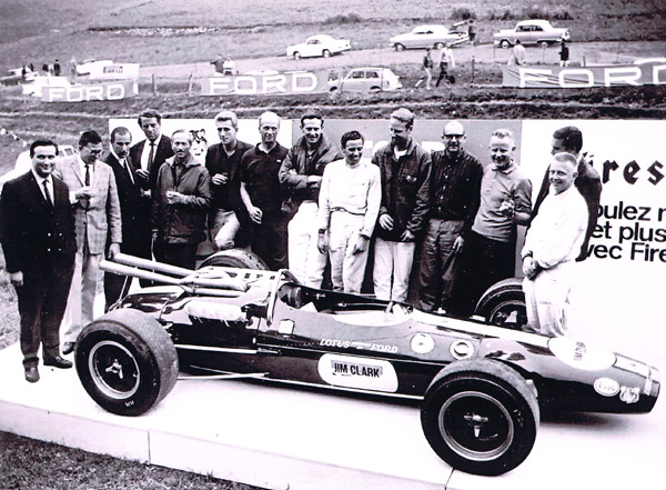 Jim Clark Guest of Honour