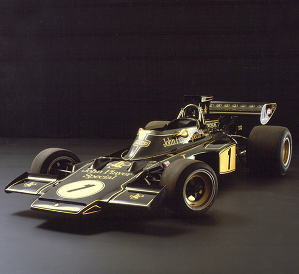 Grand Prix Icon; Lotus 72