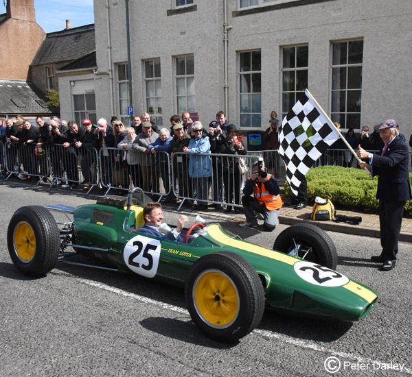 Jim Clark Weekend Big Success