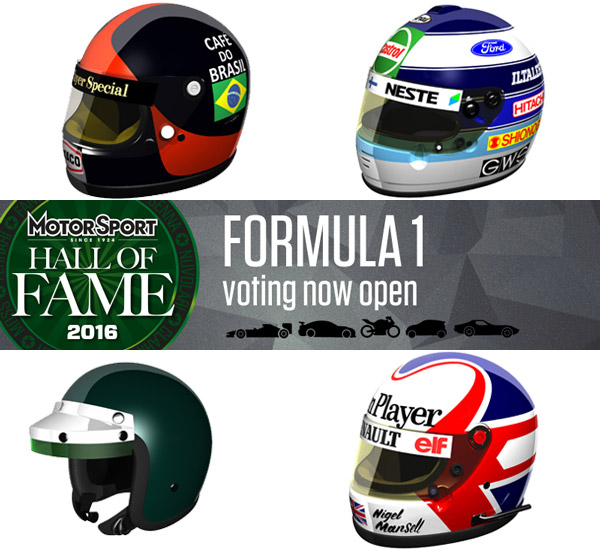 Motorsport Hall of Fame