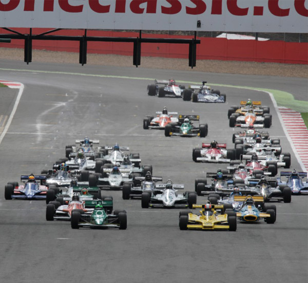 A Record Breaking Silverstone Classic