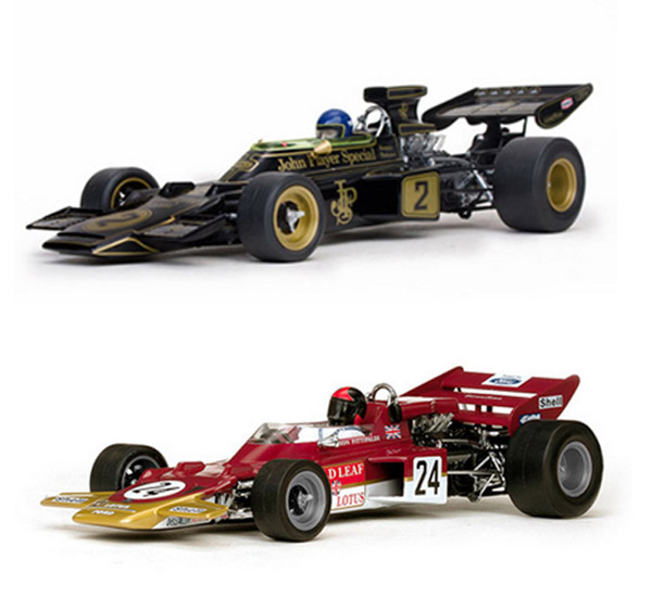 Calling all Lotus 72 fans