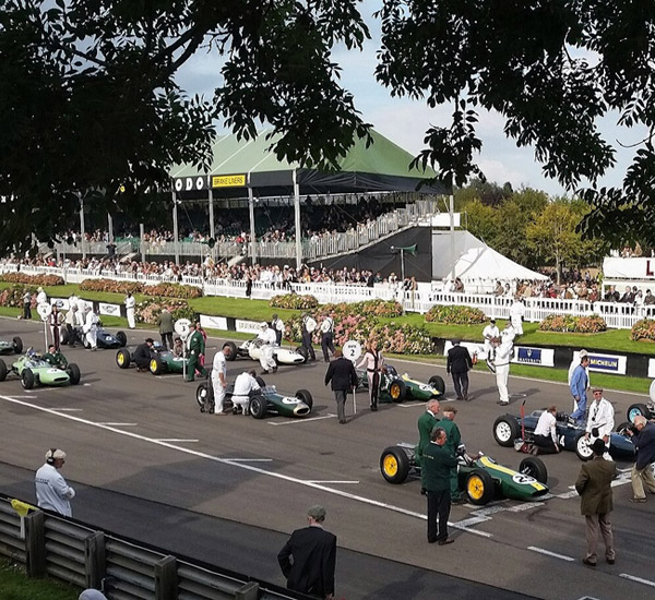 Goodwood Revival 2015 Preview