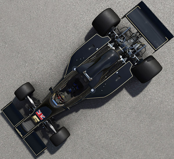 Lotus 77 joins the 49 in Forza 6