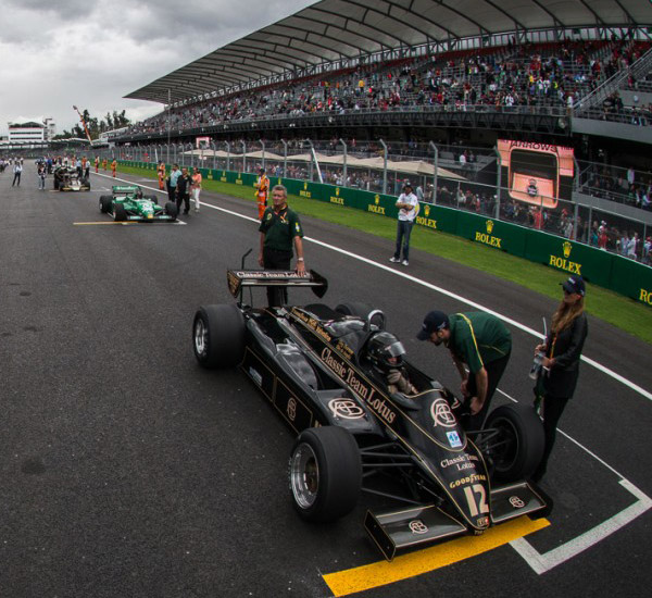 Black-to-Black race wins for Classic Team Lotus customers