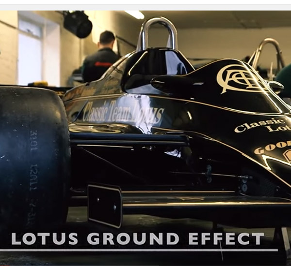 Ground Effect: Lotus