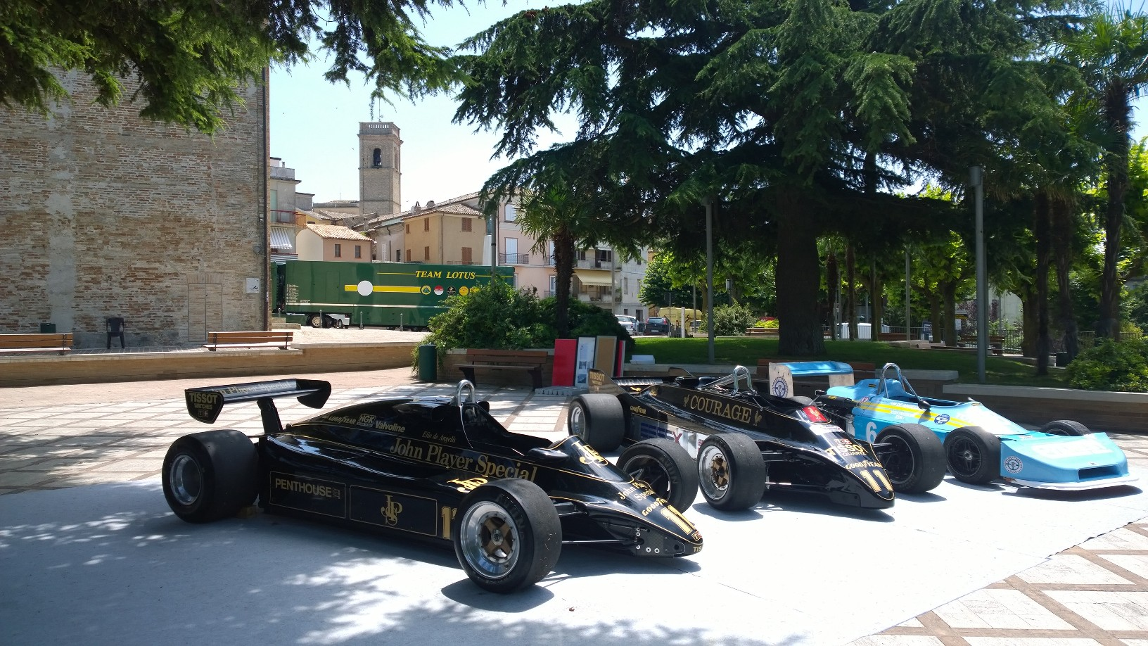 Elio de Angelis Memorial Event