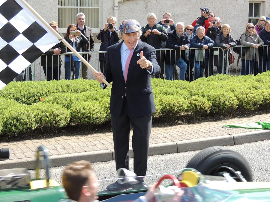 Sir Jackie Stewart 'thrilled' by green light for new Jim Clark Museum
