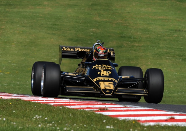 Ex Classic Team Lotus driver to make Grand Prix debut