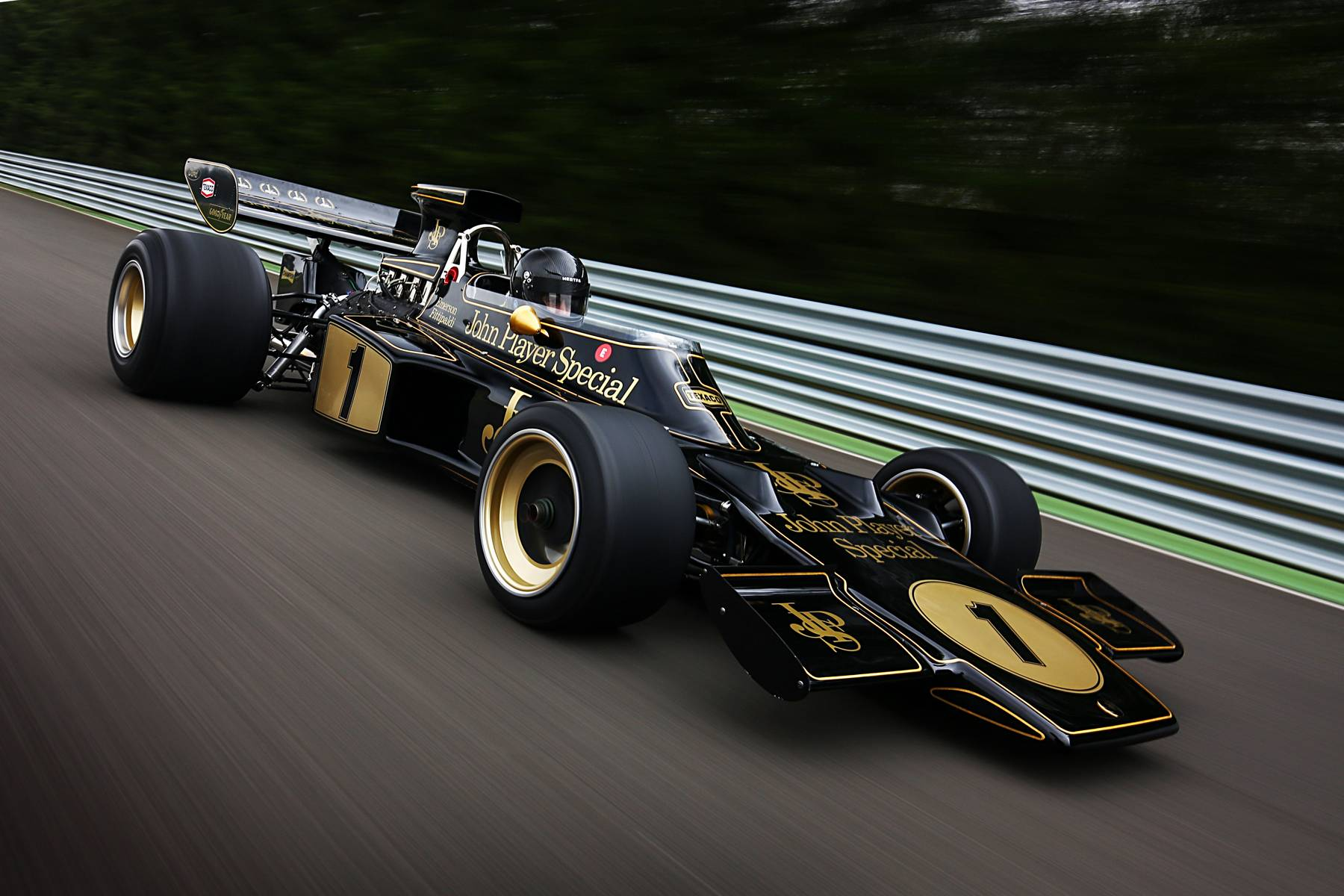 Lotus is greatest ever F1 car