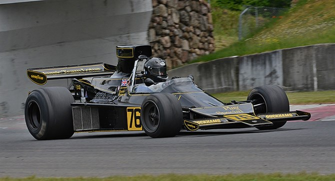 Winning Weekend for Classic Team Lotus 3