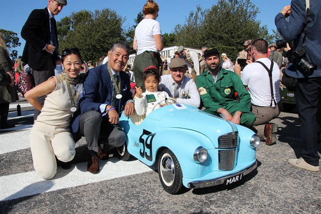 Classic Team Lotus at the Goodwood Revival 6