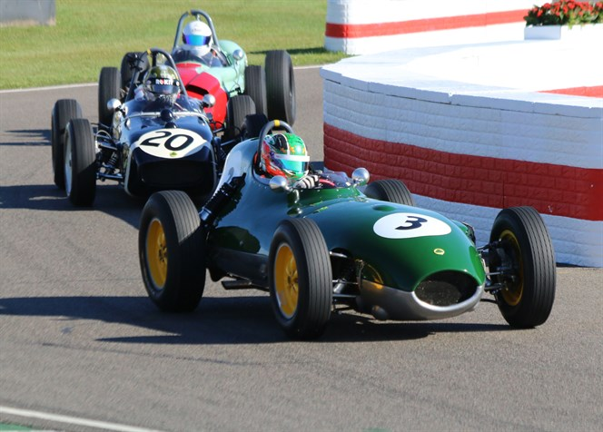 Classic Team Lotus at the Goodwood Revival 9